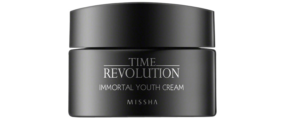 Missha Time Revolution Immortal Youth Cream Erfahrungen