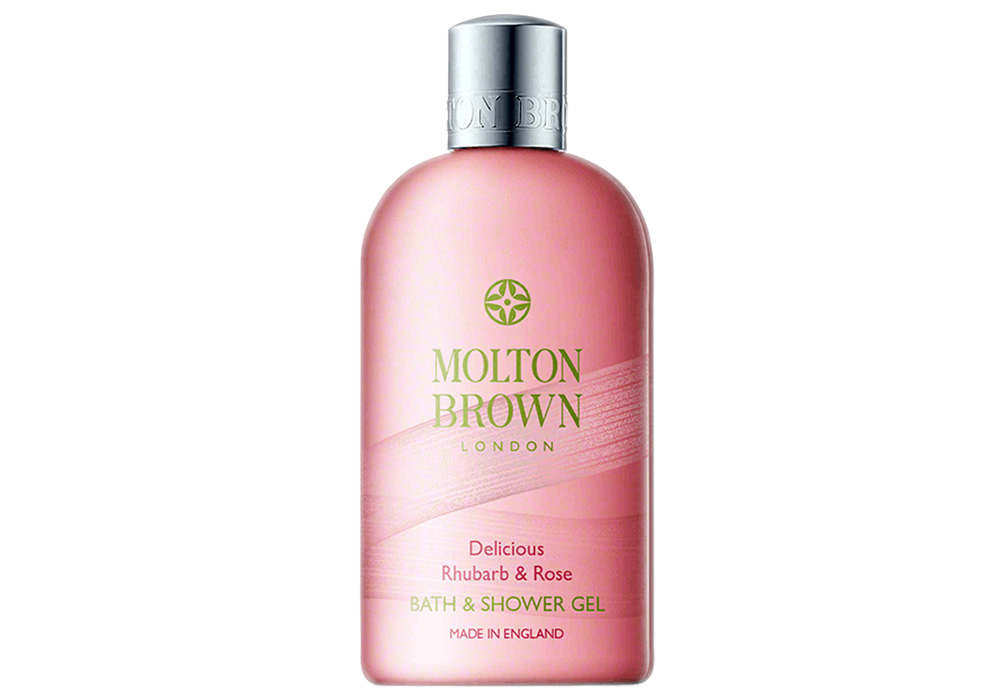 Molton Brown Delicious Rhubarb & Rose Bath & Shower Gel Erfahrungen