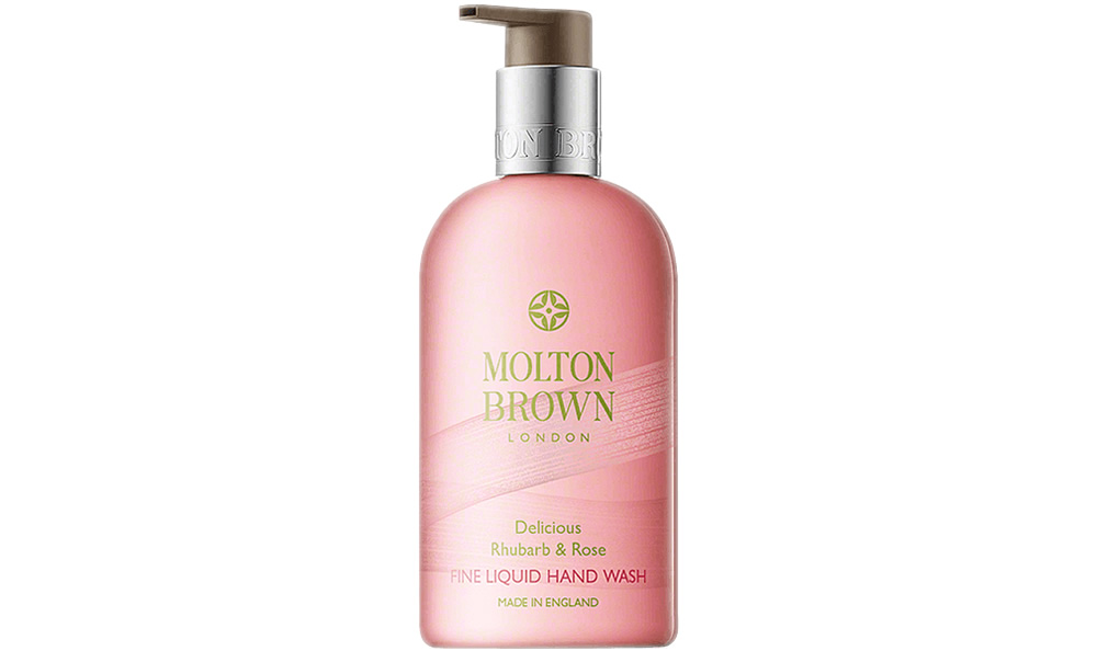 Molton Brown Delicious Rhubarb & Rose Fine Liquid Hand Wash Erfahrungen